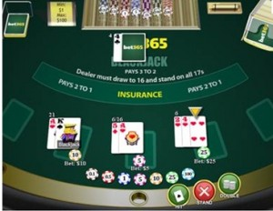 how to play games in bet365
