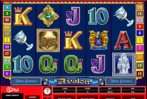 Avalon Slot Android