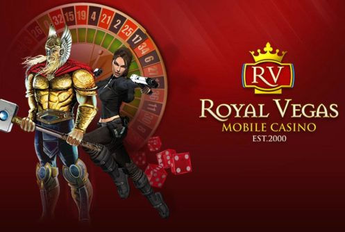 royal vegas online casino sizzlig hot