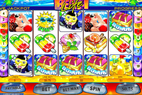 Beach Life Android Slot