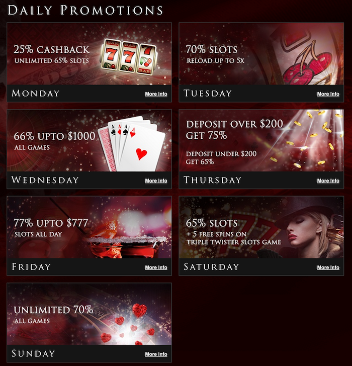 Lucky Red Promotions