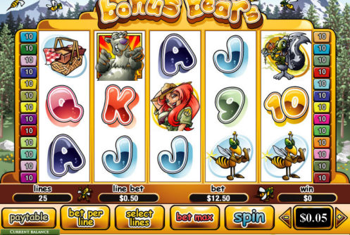bonus bears android slot