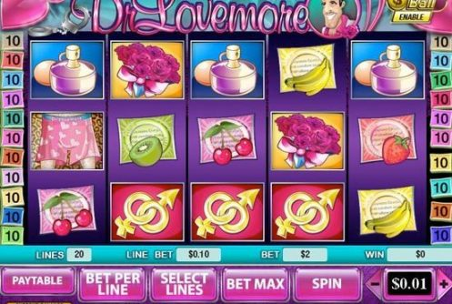 dr lovemore mobile slot