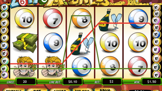 lotto madness android slot