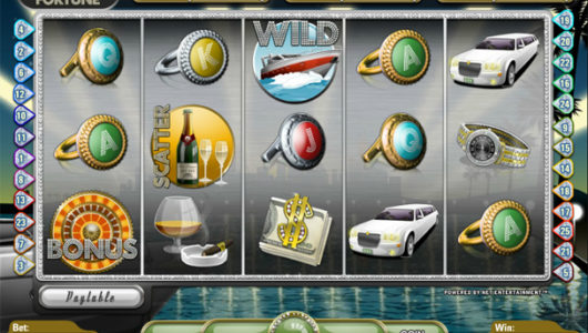 mega fortune slot android