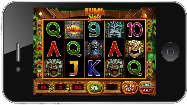 Download zuma game on my mobile phone